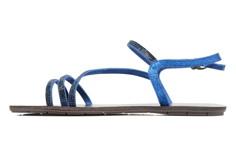 Sandali e scarpe aperte Chattawak Nelly Azzurro immagine frontale
