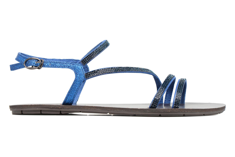 Sandali e scarpe aperte Chattawak Nelly Azzurro immagine posteriore
