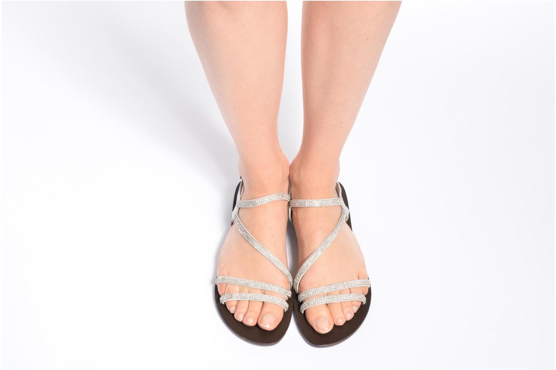 Sandali e scarpe aperte Chattawak Nelly Nero immagine dal basso