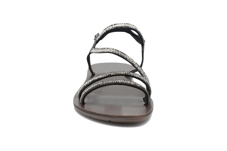 Sandalen Chattawak Nelly schwarz schuhe getragen