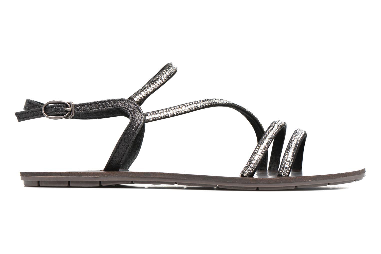 Sandali e scarpe aperte Chattawak Nelly Nero immagine posteriore