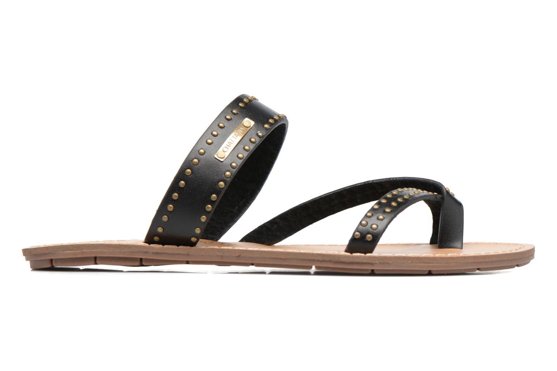 Sandales et nu-pieds Chattawak Pamela Noir vue derrière