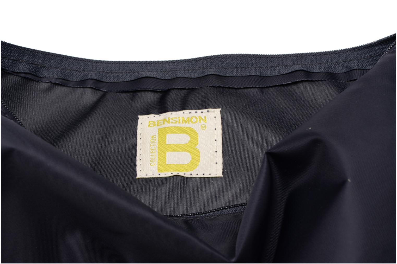 Sacs pochettes Bensimon Zipped pocket set Multicolore vue derrière