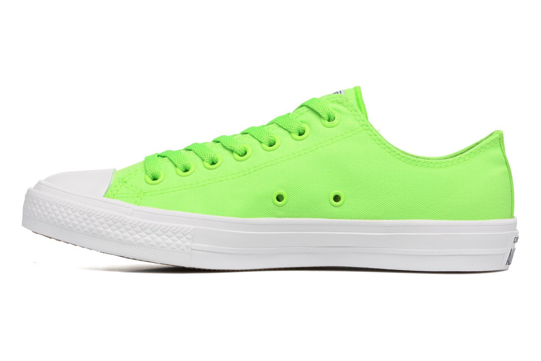 Chuck Taylor All Star II Ox Neon M Green GeckoNavyWhite