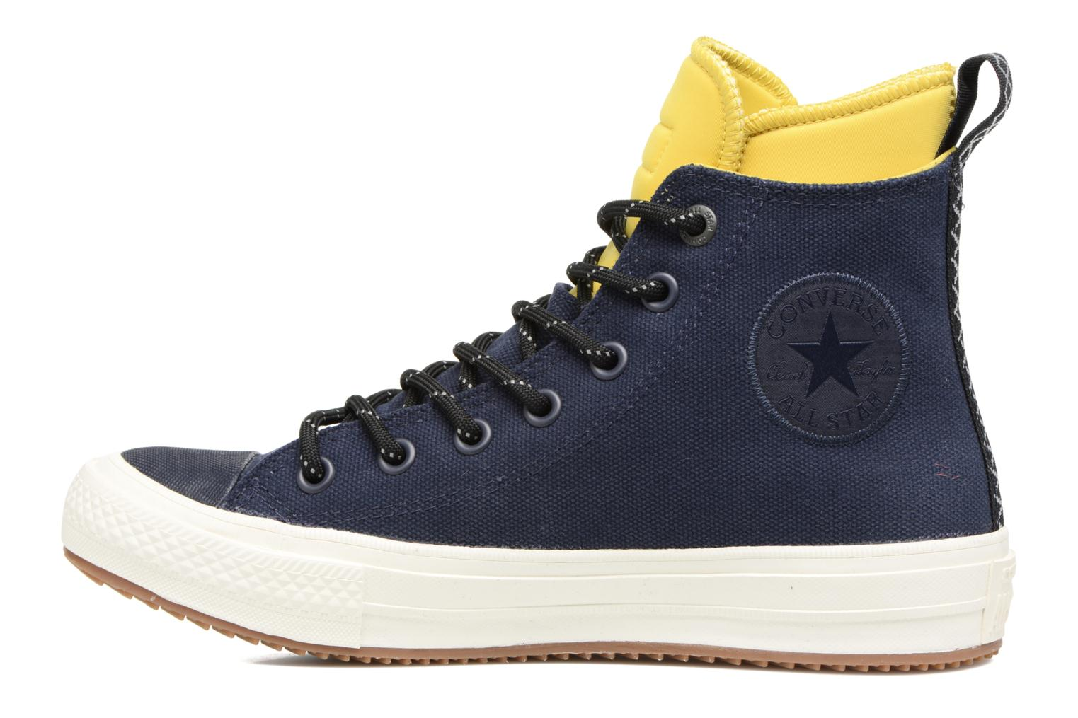 Sneaker Converse Chuck Taylor All Star II Hi Shield Canvas Boot W blau ansicht von vorne
