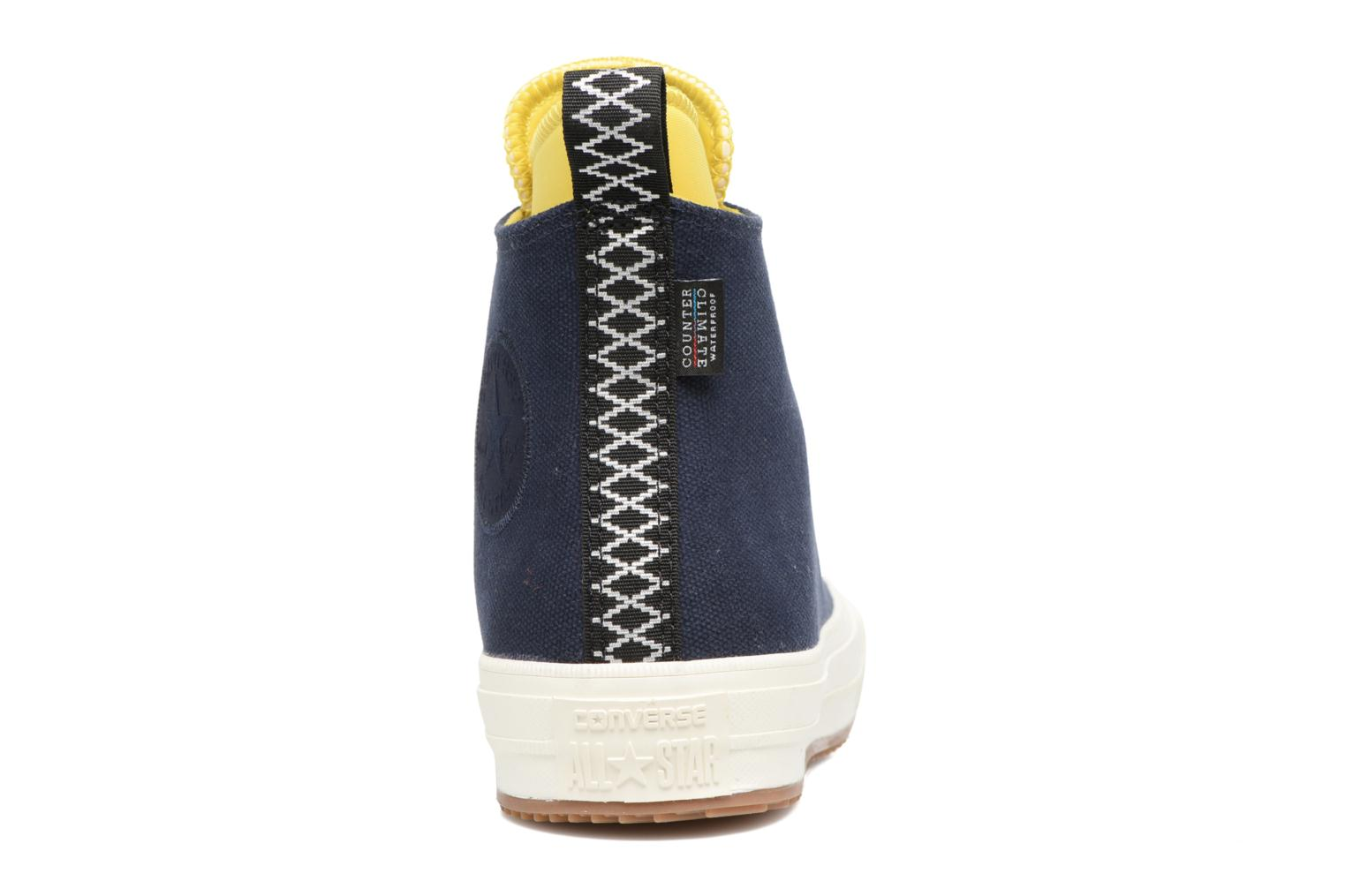 Trainers Converse Chuck Taylor All Star II Hi Shield Canvas Boot W Blue view from the right