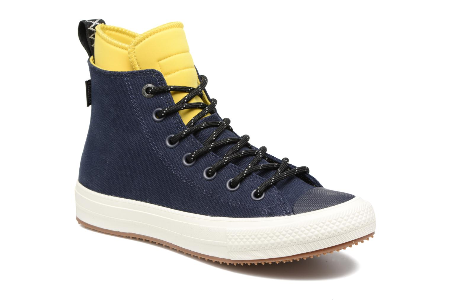 Baskets Converse Chuck Taylor All Star II Hi Shield Canvas Boot W Bleu vue détail/paire