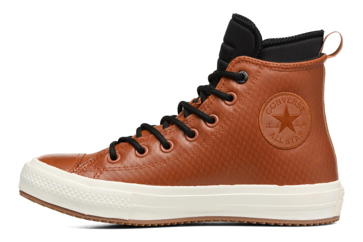 Trainers Converse Chuck Taylor All Star II Boot  Hi W Brown front view