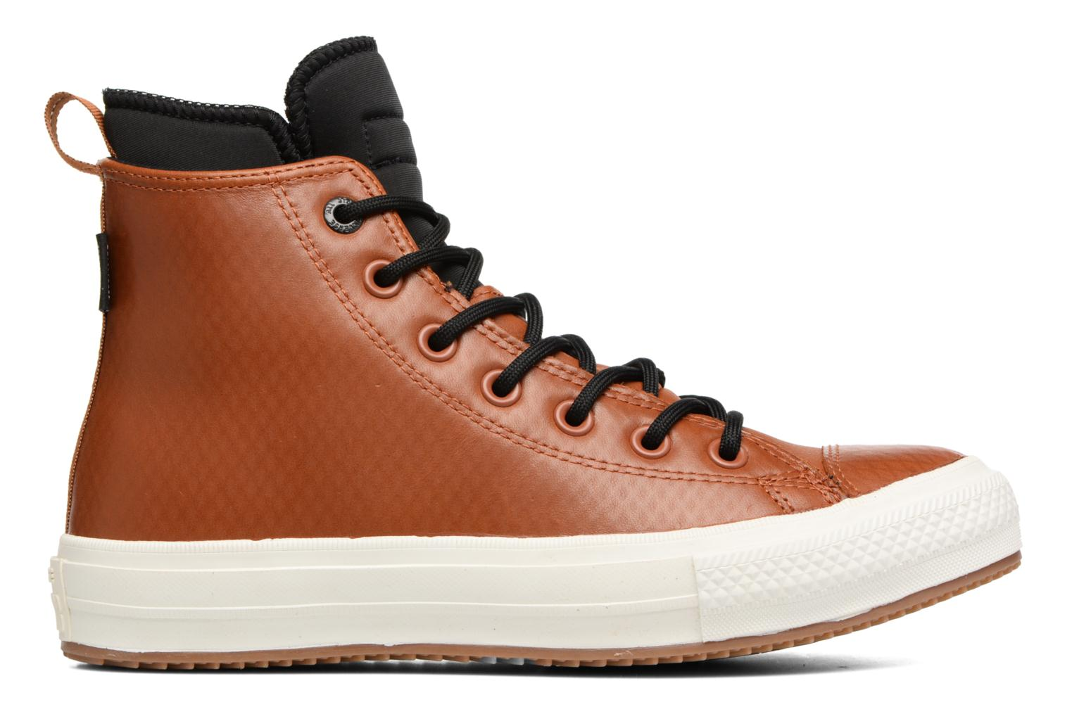Trainers Converse Chuck Taylor All Star II Boot  Hi W Brown back view