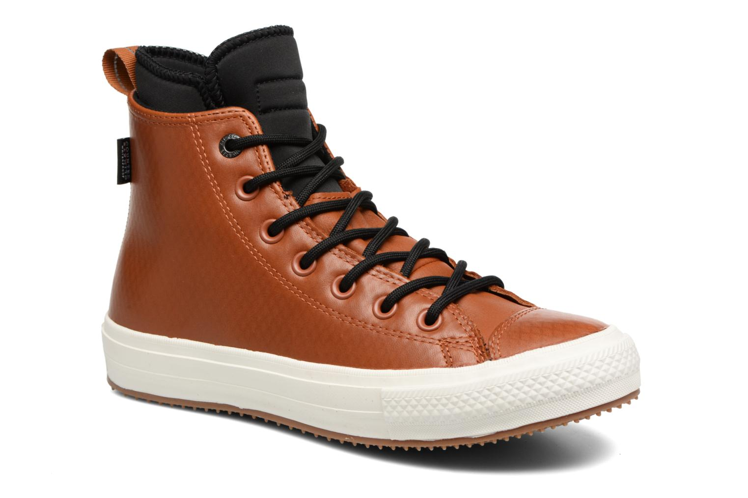 Trainers Converse Chuck Taylor All Star II Boot  Hi W Brown detailed view/ Pair view