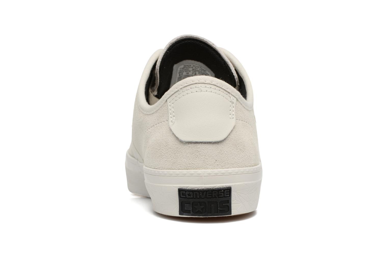 Sneaker Converse Cons Zakim Suede Ox M weiß ansicht von rechts