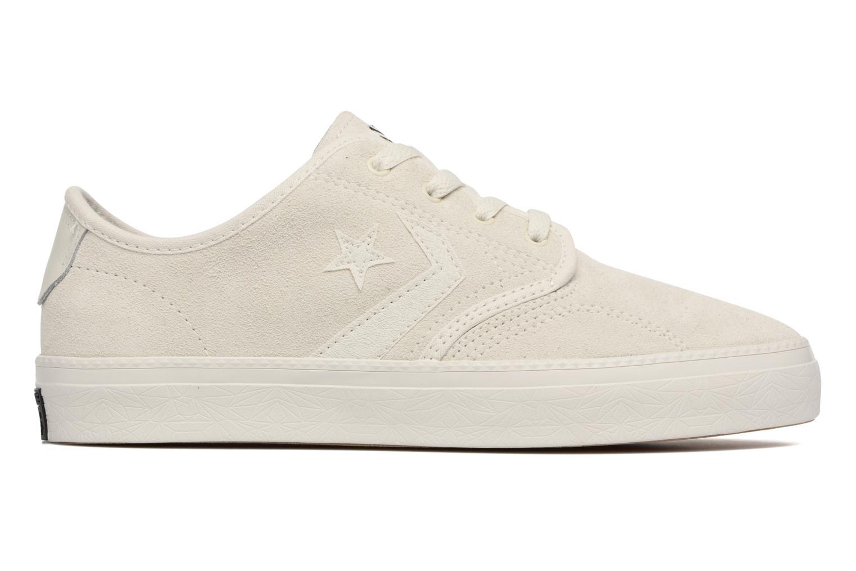Sneaker Converse Cons Zakim Suede Ox M weiß ansicht von hinten
