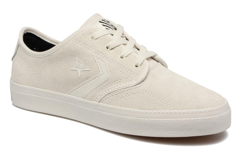 Sneaker Converse Cons Zakim Suede Ox M weiß detaillierte ansicht/modell