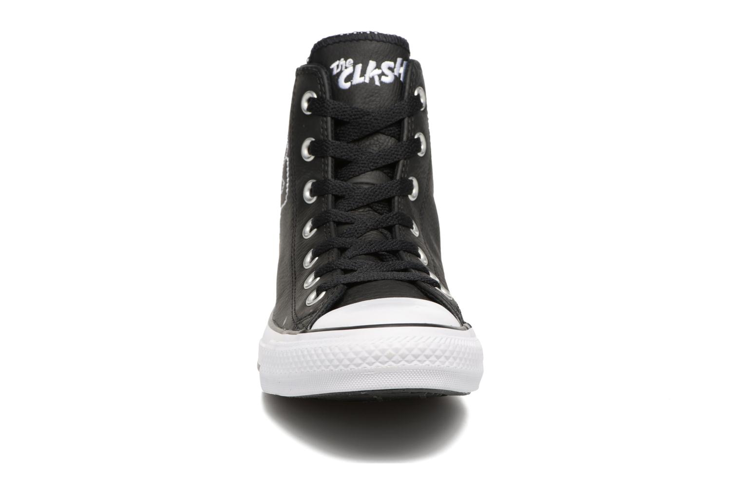 Chuck Taylor All Star Clash Hi W Black/white/black