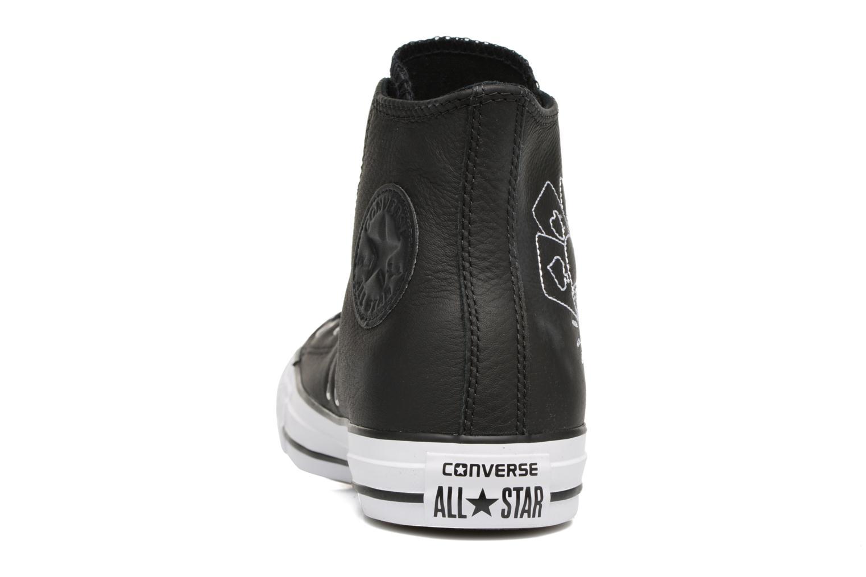 Chuck Taylor All Star Clash Hi W Black/white/black