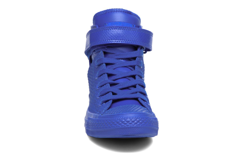 Baskets Converse Chuck Taylor All Star Brea Hi W Bleu vue portées chaussures