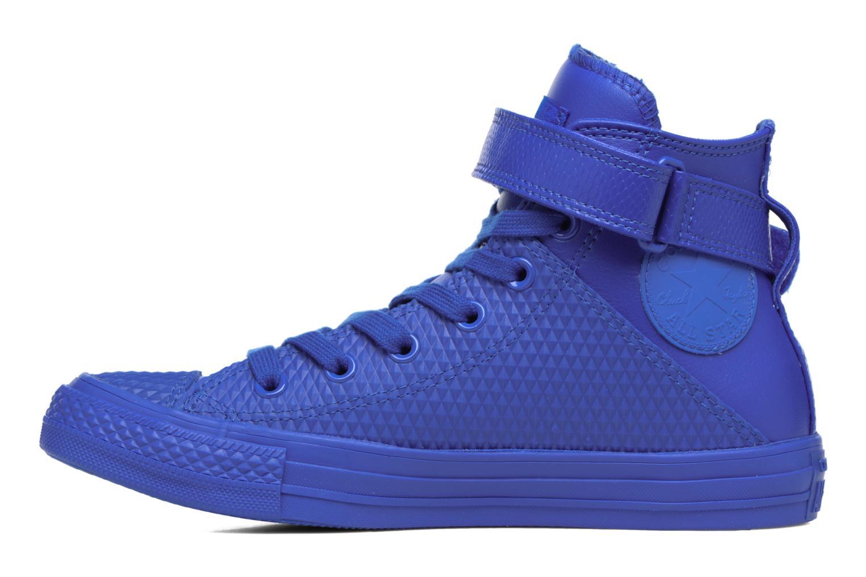 Baskets Converse Chuck Taylor All Star Brea Hi W Bleu vue face