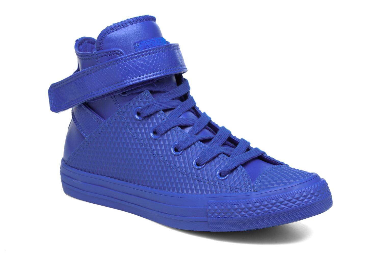 Baskets Converse Chuck Taylor All Star Brea Hi W Bleu vue détail/paire