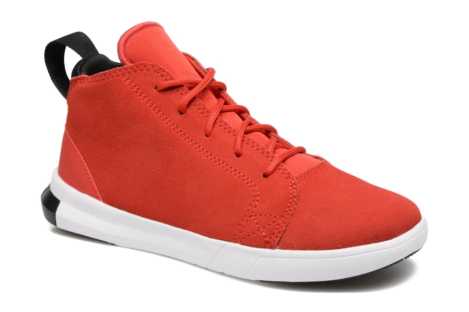 Chuck Taylor All Star Easy Ride Mid Red/black/white