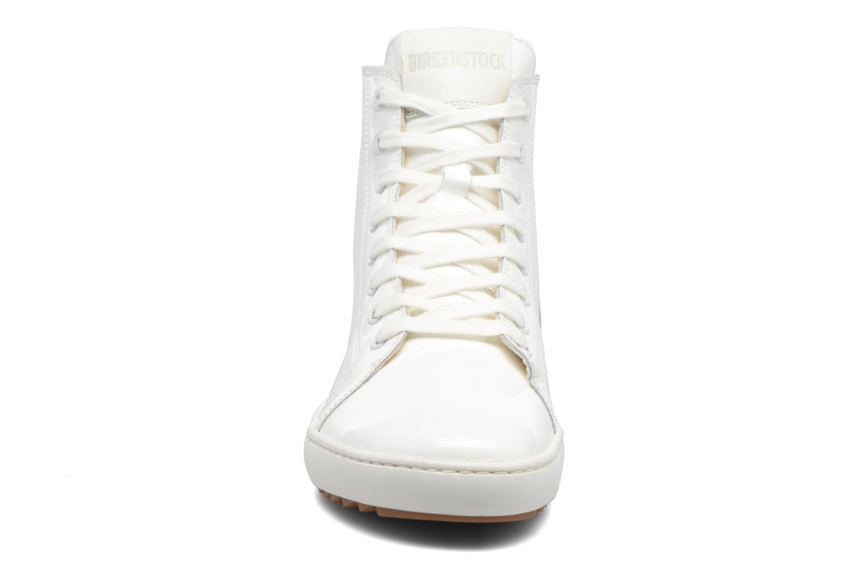 Chaussures à lacets Birkenstock Bartlett W Blanc vue portées chaussures