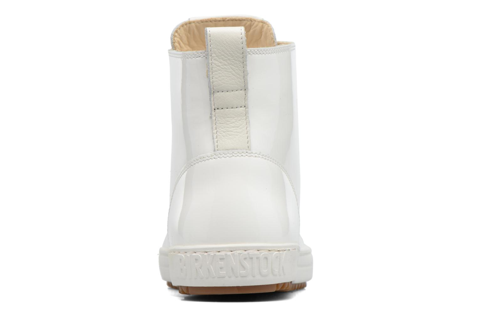 Lace-up shoes Birkenstock Bartlett W White view from the right