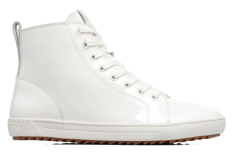 Chaussures à lacets Birkenstock Bartlett W Blanc vue derrière