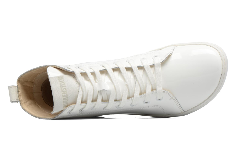 Chaussures à lacets Birkenstock Bartlett W Blanc vue gauche
