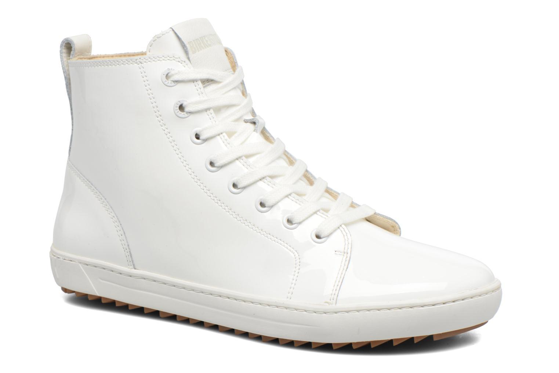 Chaussures à lacets Birkenstock Bartlett W Blanc vue détail/paire