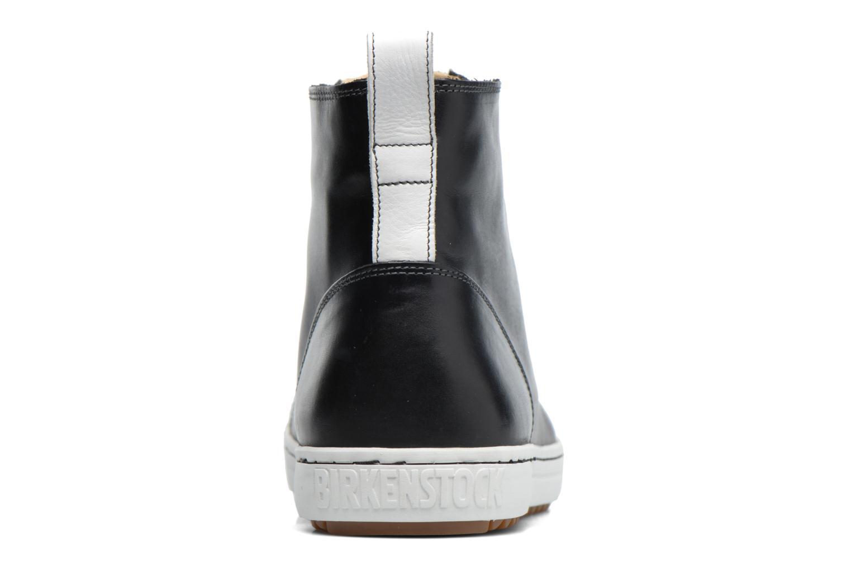 Sneaker Birkenstock Bartlett schwarz ansicht von rechts