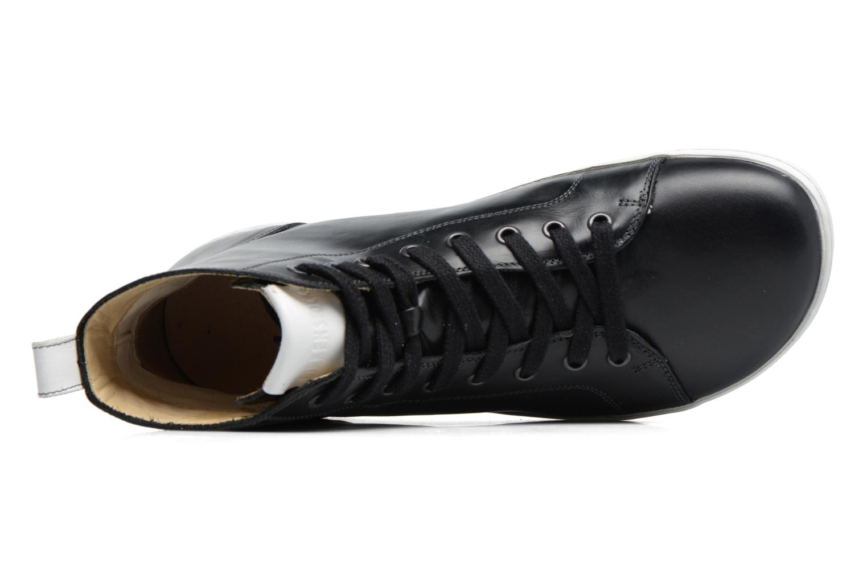 Sneaker Birkenstock Bartlett schwarz ansicht von links