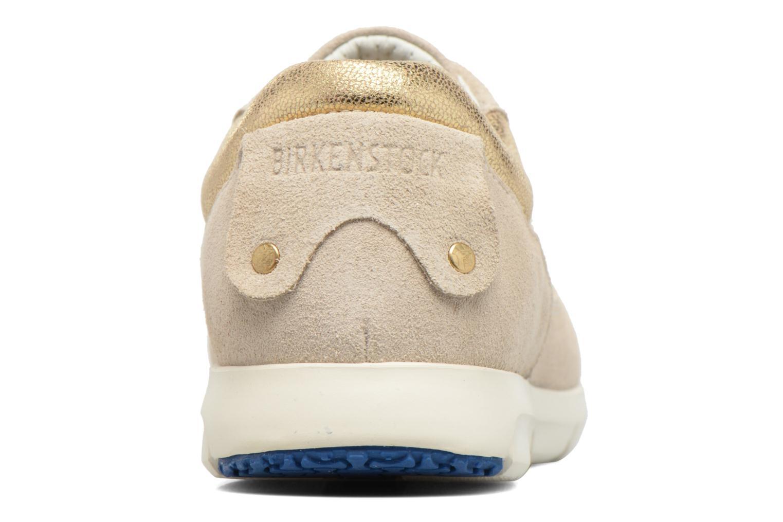 Sneaker Birkenstock Cincinnati beige ansicht von rechts