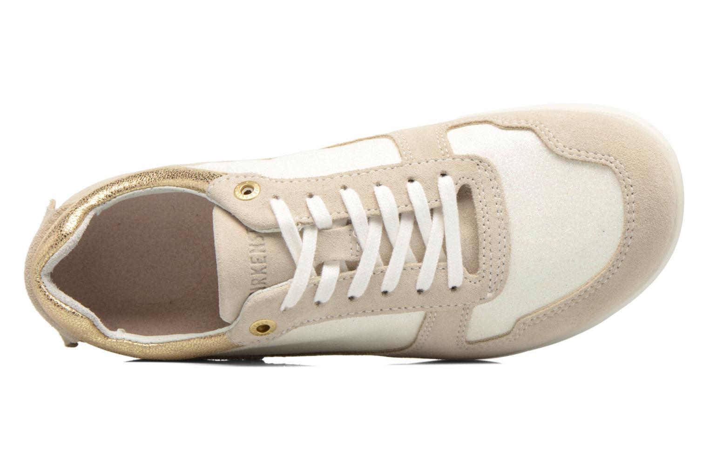 Sneakers Birkenstock Cincinnati Beige immagine sinistra
