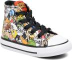 Baskets Enfant Chuck Taylor All Star Hi Multi