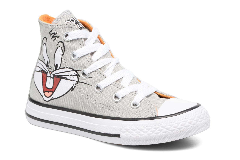 Sneaker Converse Chuck Taylor All Star Hi Bugs grau detaillierte ansicht/modell