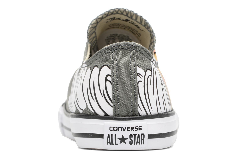 Deportivas Converse Chuck Taylor All Star Ox Olive Multicolor vista lateral derecha
