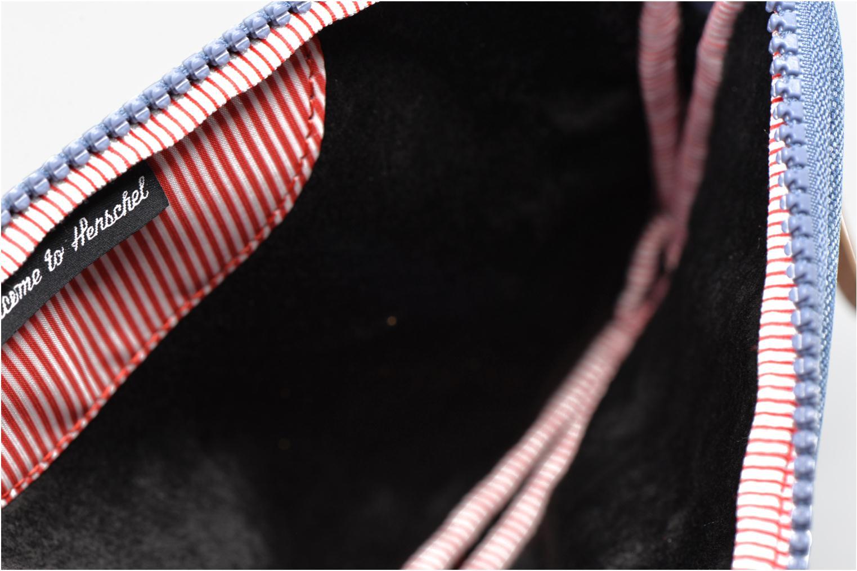 Anchor Sleeve For Ipad Mini Charcoal Crosshatch/Navy