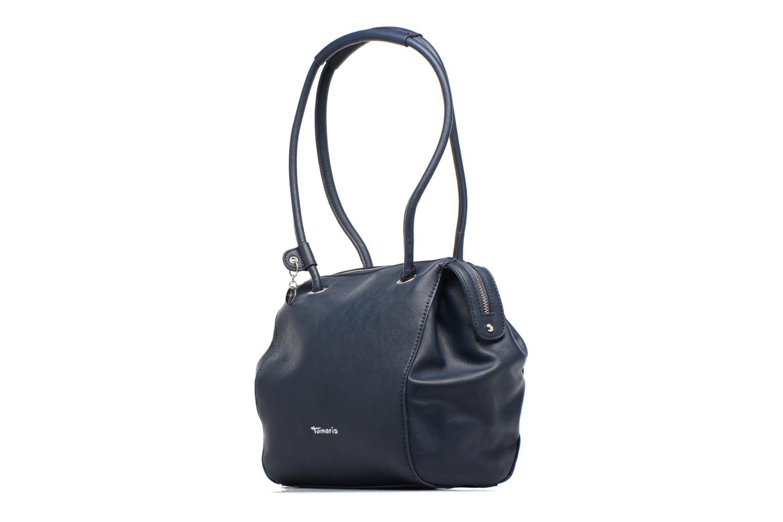 Handtaschen Tamaris Denise Bowling Bag blau schuhe getragen