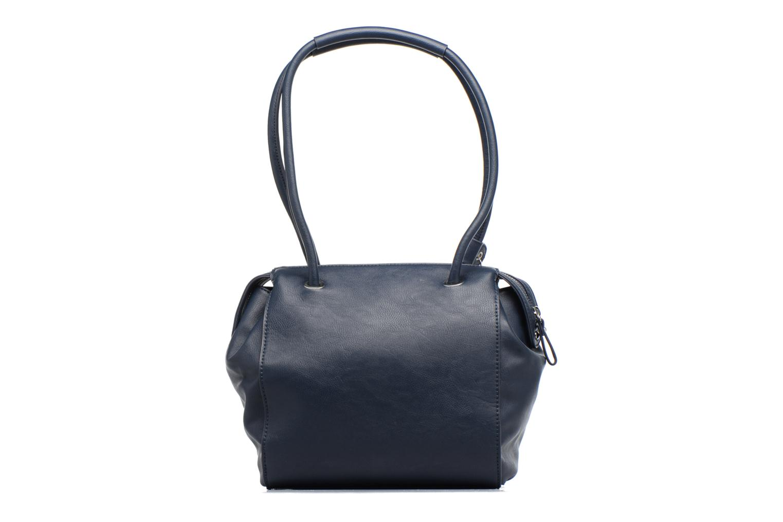Handbags Tamaris Denise Bowling Bag Blue front view