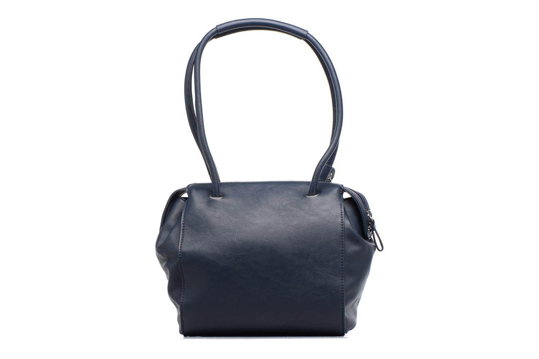 Handtaschen Tamaris Denise Bowling Bag blau ansicht von vorne