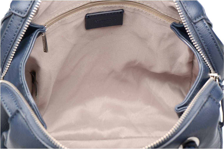 Handbags Tamaris Denise Bowling Bag Blue back view