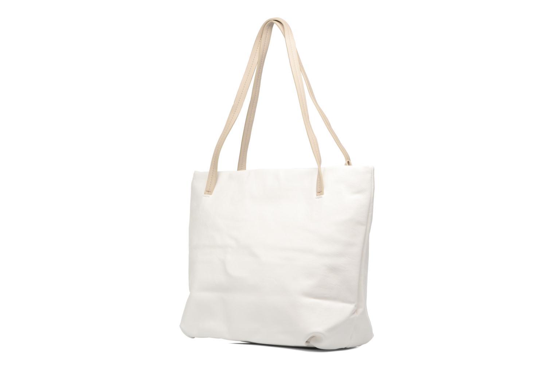 Sacs à main Tamaris Pauline Shopping Bag Blanc vue droite