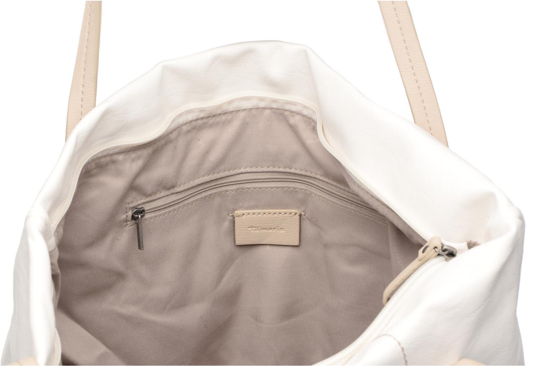 Sacs à main Tamaris Pauline Shopping Bag Blanc vue derrière