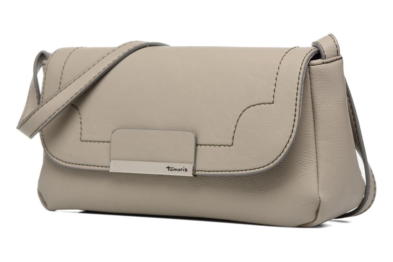 Alena Baguette Bag Grey