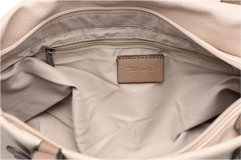 Sacs à main Tamaris Charlie Shoulder Bag Beige vue derrière