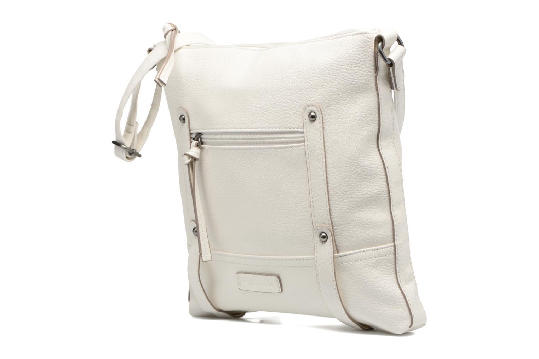 Sacs pochettes Tamaris Rene Crossbody Bag Blanc vue portées chaussures