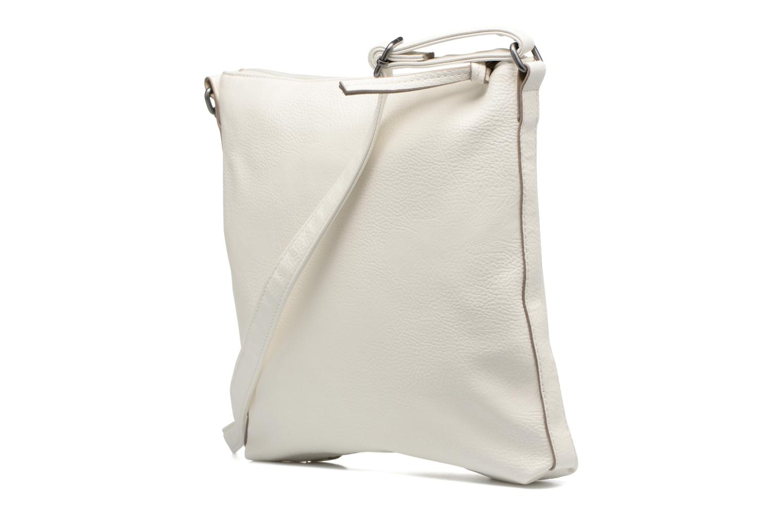 Sacs pochettes Tamaris Rene Crossbody Bag Blanc vue droite
