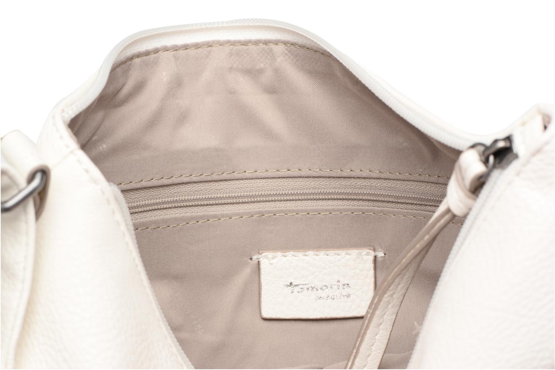 Sacs pochettes Tamaris Rene Crossbody Bag Blanc vue derrière