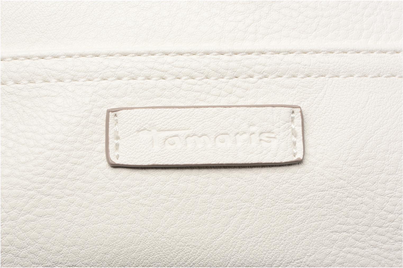 Sacs pochettes Tamaris Rene Crossbody Bag Blanc vue gauche