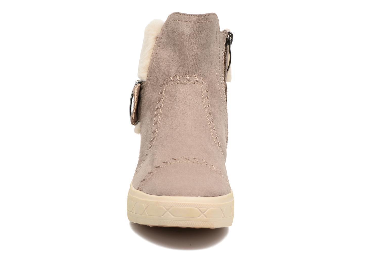 Bottines et boots Tamaris Louise Marron vue portées chaussures