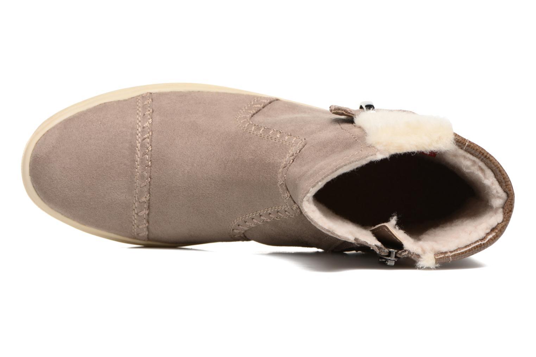 Bottines et boots Tamaris Louise Marron vue gauche